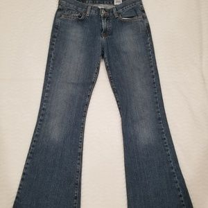 Lucky Brand Womens Size 2 / 26 Medium Wash Jeans I